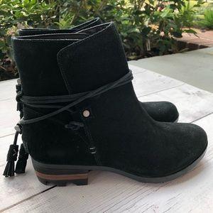 SOREL Farrah Ankle Boots